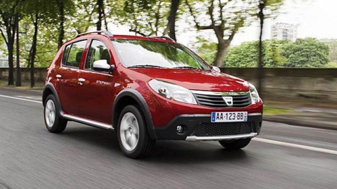 Immagine 10: Dacia Sandero Stepway: le nuove foto
