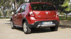 Dacia Sandero Stepway: le nuove foto - Immagine: 8