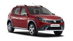 Dacia Sandero Stepway: le nuove foto - Immagine: 7