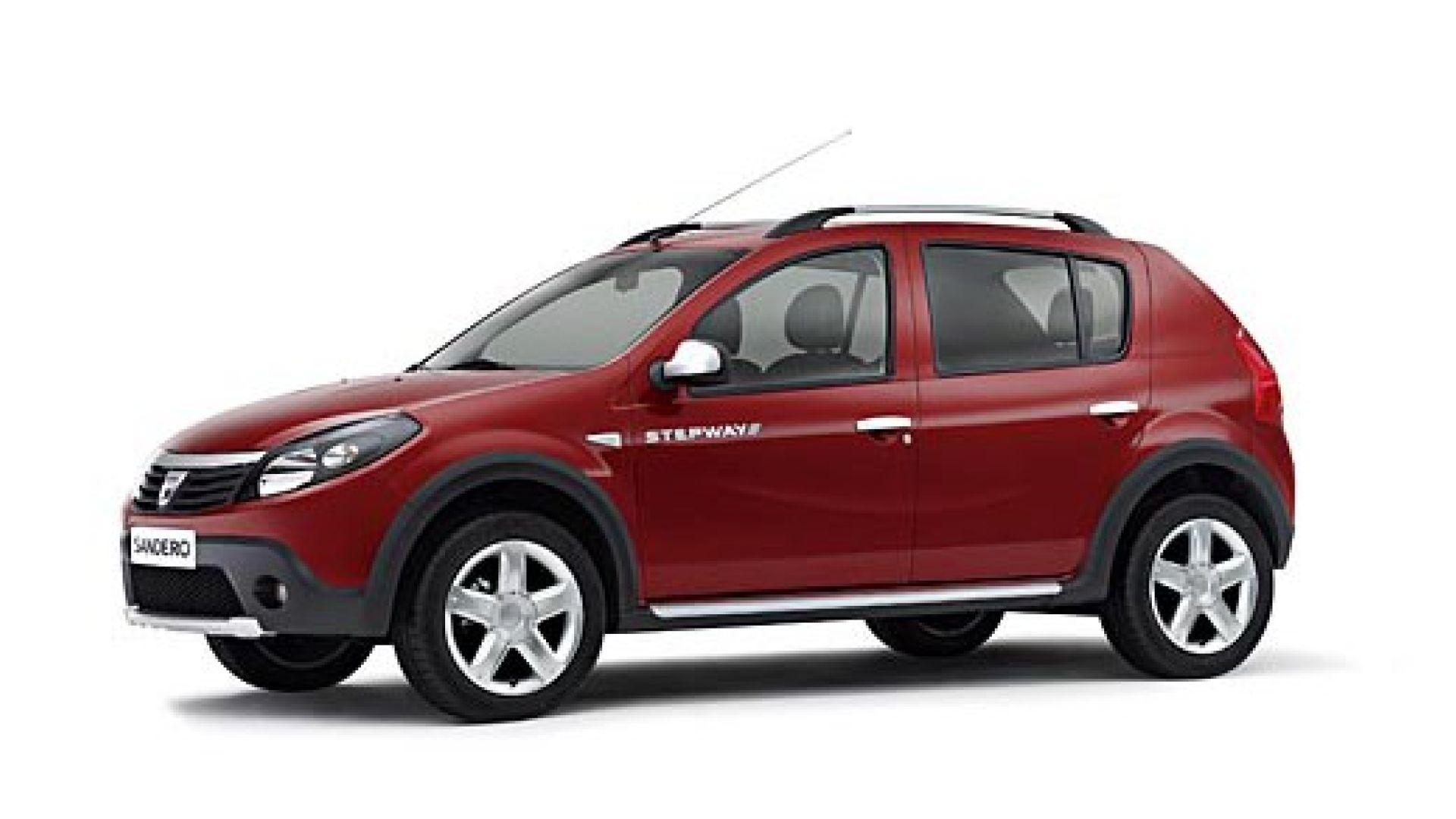 Immagine 5: Dacia Sandero Stepway: le nuove foto