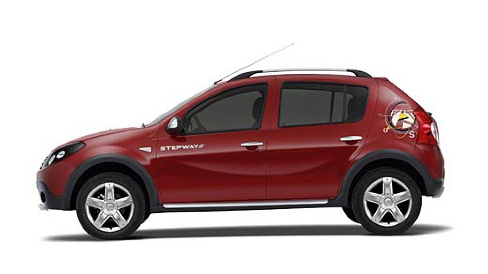 Immagine 4: Dacia Sandero Stepway: le nuove foto
