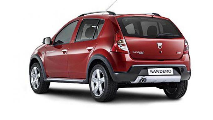 Immagine 3: Dacia Sandero Stepway: le nuove foto