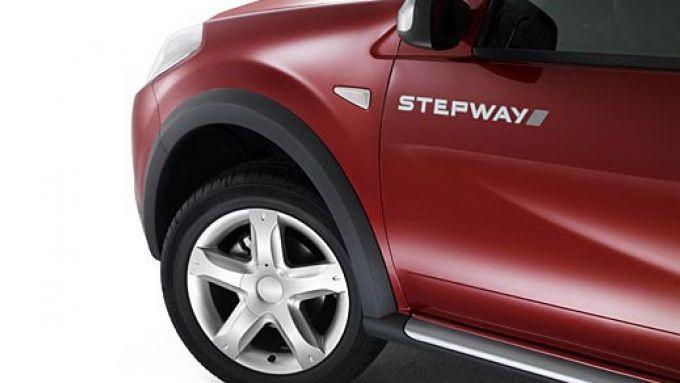Immagine 2: Dacia Sandero Stepway: le nuove foto