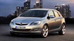 Opel Astra 2010, le prime foto ufficiali - Immagine: 5