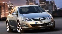 Opel Astra 2010, le prime foto ufficiali - Immagine: 6