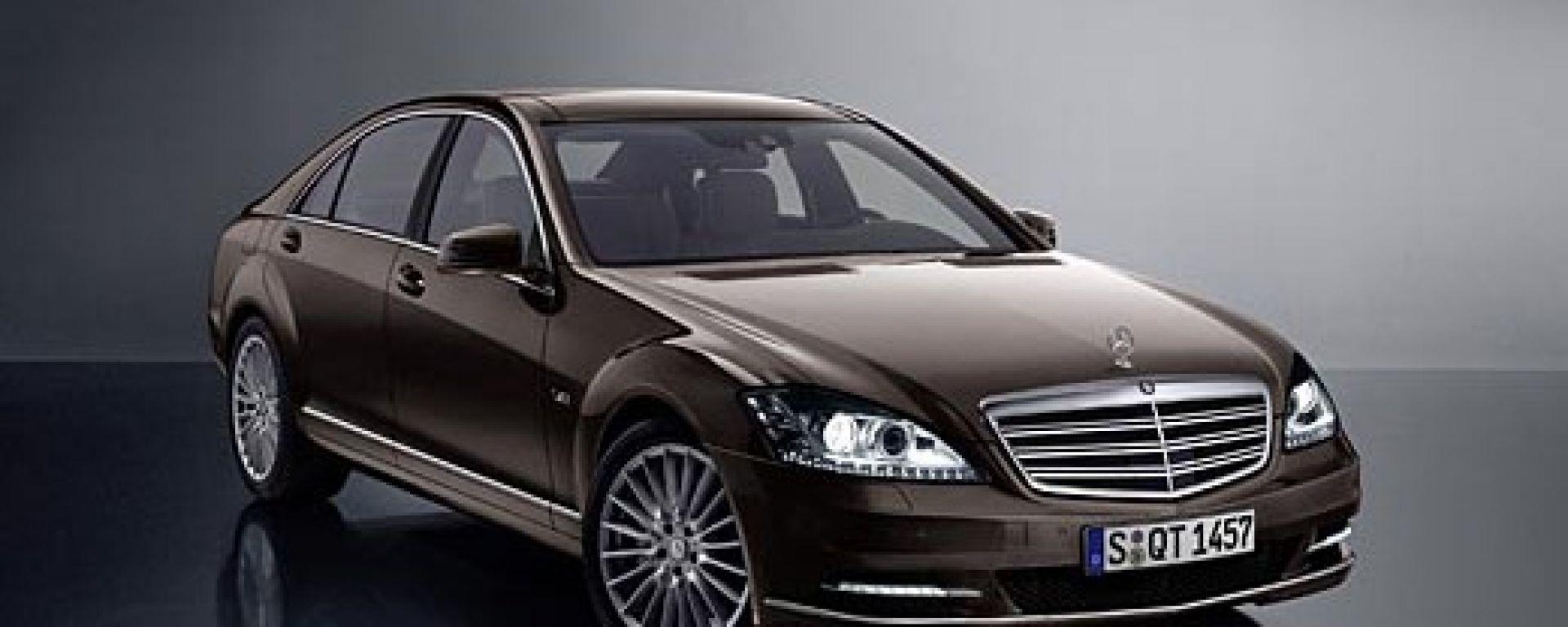 Mercedes Classe S Facelift 2009