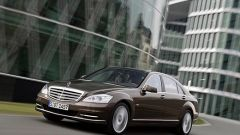 Mercedes Classe S Facelift 2009 - Immagine: 5