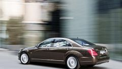Mercedes Classe S Facelift 2009 - Immagine: 6