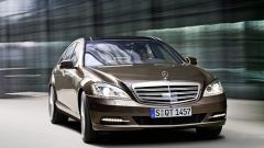 Mercedes Classe S Facelift 2009 - Immagine: 7