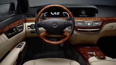 Mercedes Classe S Facelift 2009 - Immagine: 9