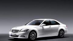 Mercedes Classe S Facelift 2009 - Immagine: 14