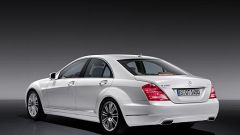 Mercedes Classe S Facelift 2009 - Immagine: 15