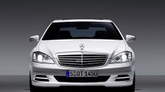 Mercedes Classe S Facelift 2009 - Immagine: 16