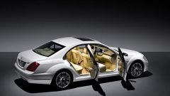 Mercedes Classe S Facelift 2009 - Immagine: 17