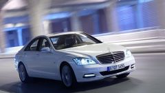 Mercedes Classe S Facelift 2009 - Immagine: 21