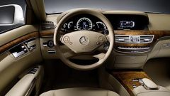 Mercedes Classe S Facelift 2009 - Immagine: 25