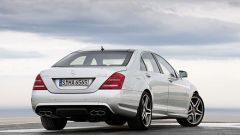Mercedes Classe S Facelift 2009 - Immagine: 28