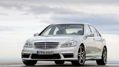 Mercedes Classe S Facelift 2009 - Immagine: 29