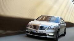 Mercedes Classe S Facelift 2009 - Immagine: 30