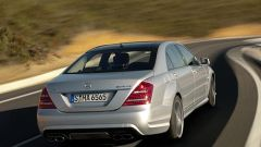 Mercedes Classe S Facelift 2009 - Immagine: 31