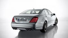 Mercedes Classe S Facelift 2009 - Immagine: 33