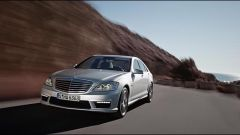 Mercedes Classe S Facelift 2009 - Immagine: 34