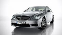 Mercedes Classe S Facelift 2009 - Immagine: 35