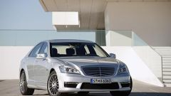 Mercedes Classe S Facelift 2009 - Immagine: 37