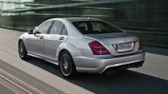Mercedes Classe S Facelift 2009 - Immagine: 38