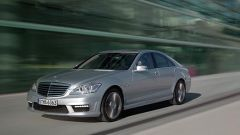 Mercedes Classe S Facelift 2009 - Immagine: 39