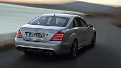 Mercedes Classe S Facelift 2009 - Immagine: 41