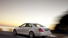 Mercedes Classe S Facelift 2009 - Immagine: 47