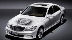 Mercedes Classe S Facelift 2009 - Immagine: 55