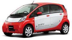 Mitsubishi i-MiEV - Immagine: 11