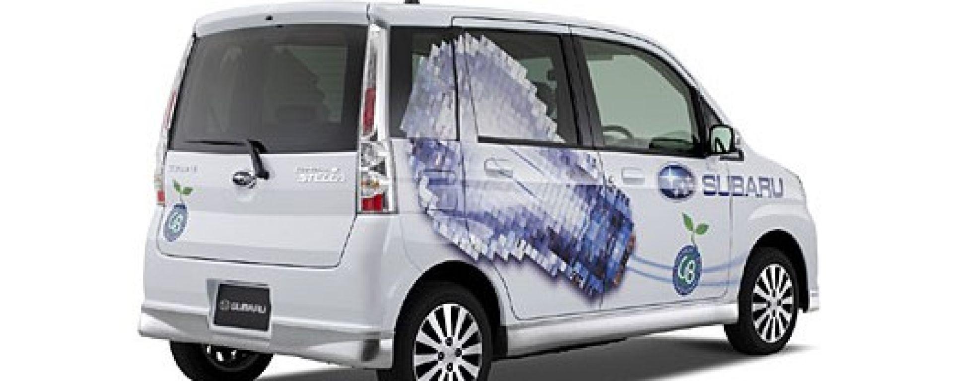 Subaru Stella EV Plug-in