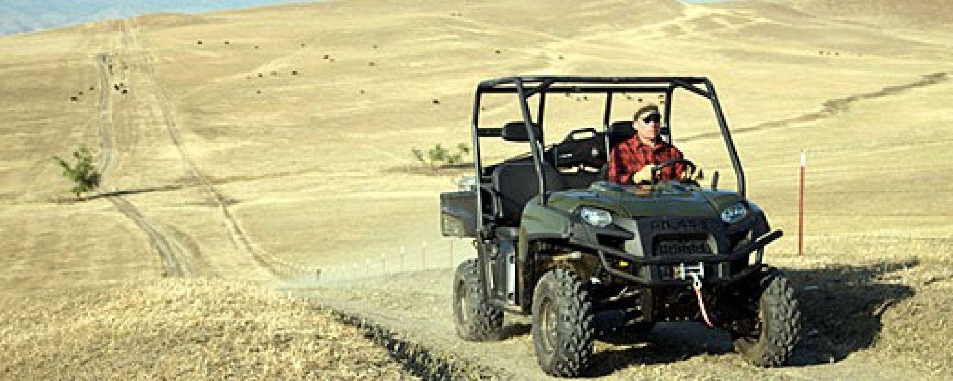 Polaris Ranger 700 EFI e 4X4