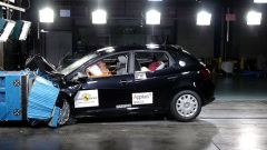 Crash-test Seat Ibiza 2008 - Immagine: 5