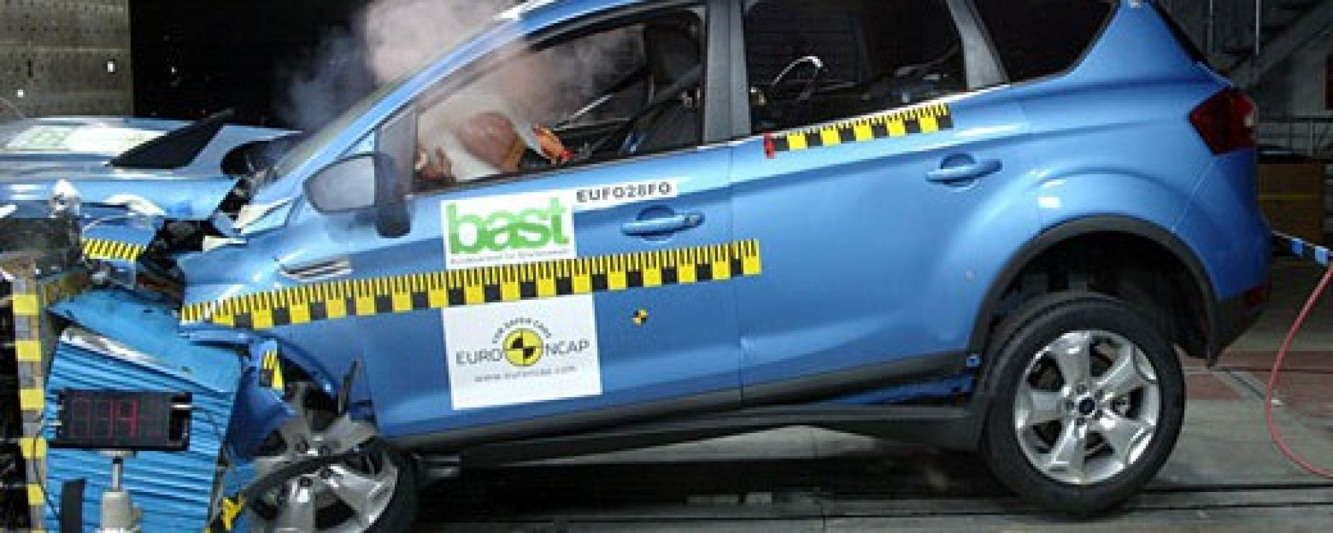 Crash-test Ford Kuga