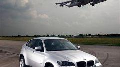 BMW X6 - Immagine: 3