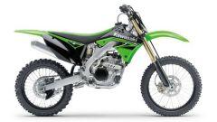 Kawasaki KX 2010 - Immagine: 10