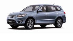 Hyundai Santa Fe 2010 - Immagine: 5