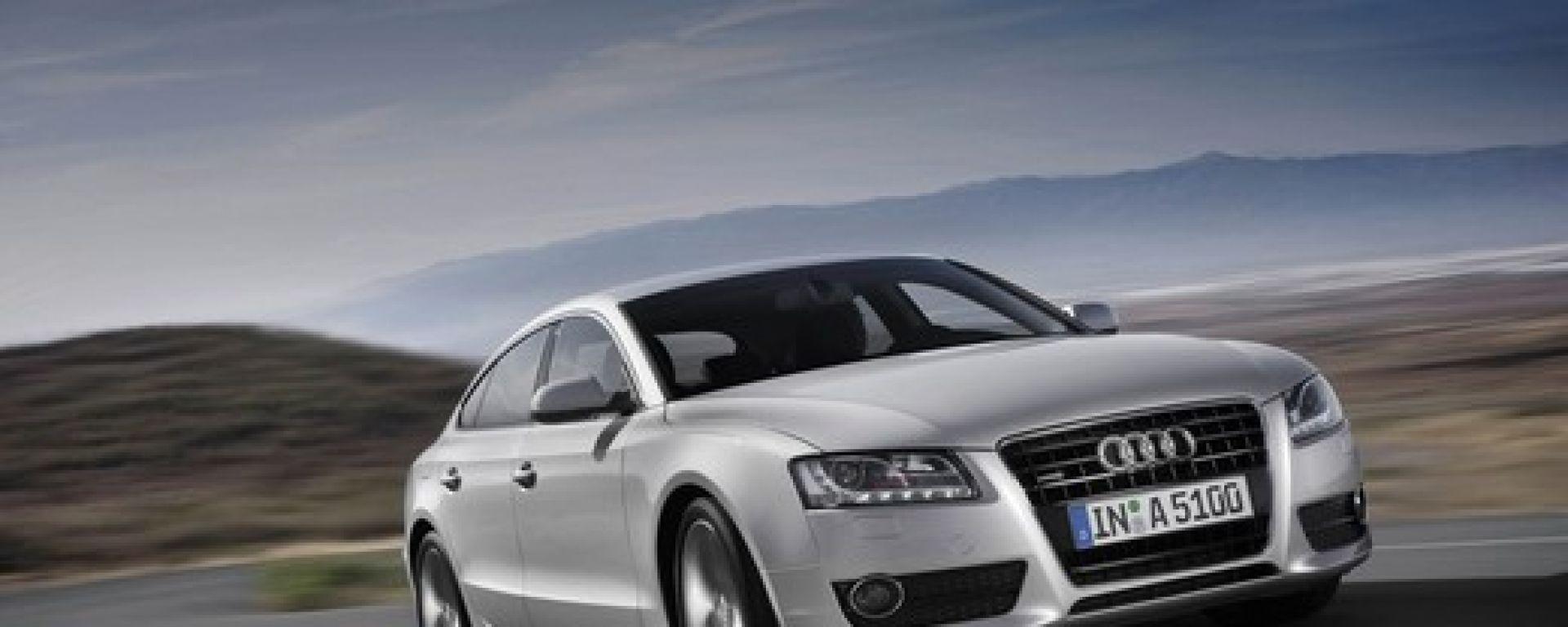 Audi A5 Sportback in 50 immagini
