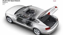 Audi A5 Sportback in 50 immagini - Immagine: 48