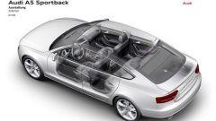 Audi A5 Sportback in 50 immagini - Immagine: 49