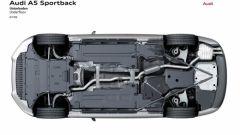 Audi A5 Sportback in 50 immagini - Immagine: 50