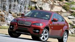 BMW X6 - Immagine: 21