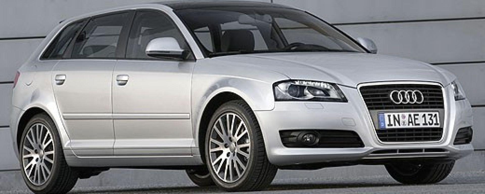 Prova  Audi A3  S3 E Sportback 2008