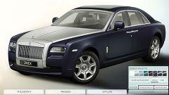 Rolls-Royce Ghost, le nuove immagini  - Immagine: 1