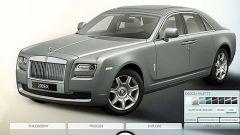 Rolls-Royce Ghost, le nuove immagini  - Immagine: 43