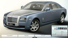 Rolls-Royce Ghost, le nuove immagini  - Immagine: 42